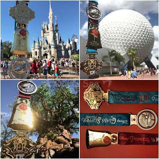 Disney Princess Half Marathon Week End 2017
