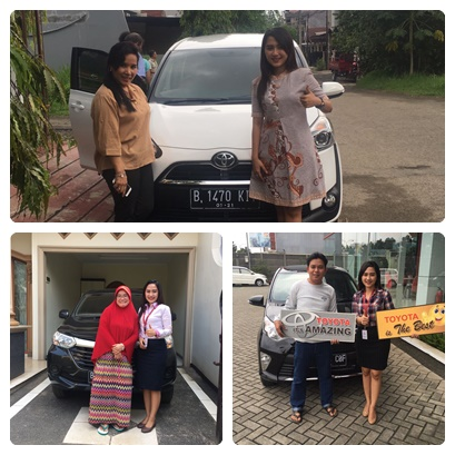 Toyota Auto 2000 Cikokol Tangerang City