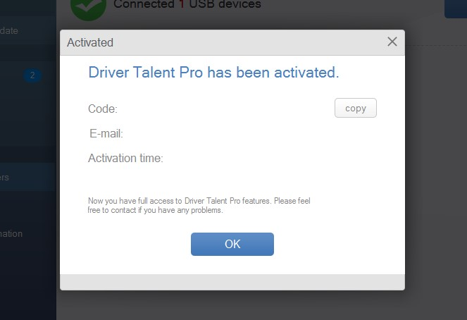 driver talent download directory