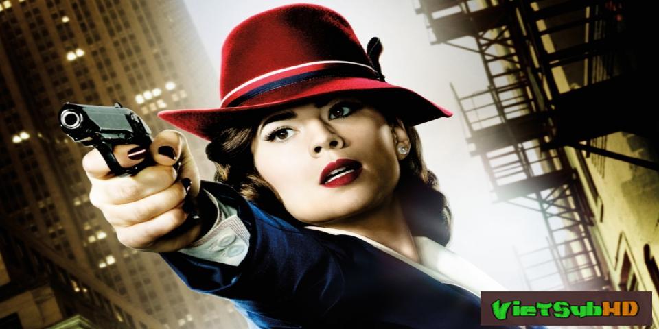 Phim Đặc Vụ Carter (phần 2) Hoàn Tất (10/10) VietSub HD | Agent Carter (season 2) 2016