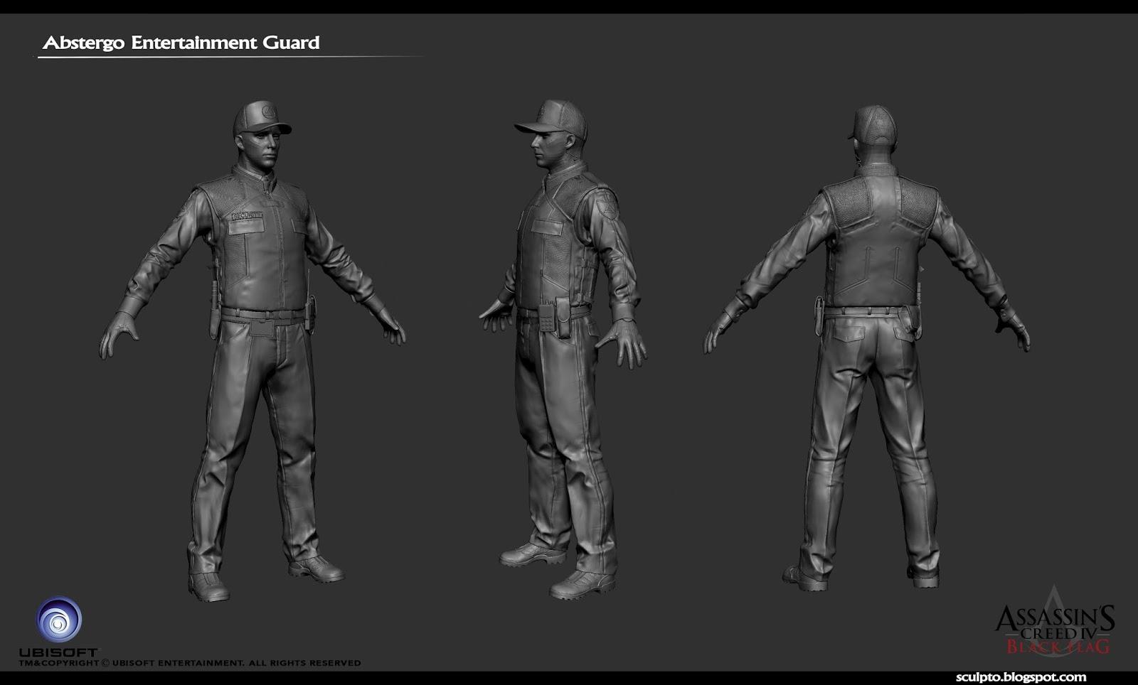 Tihomir Dimitrov: Assassin's Creed: Golden Age - Present ...