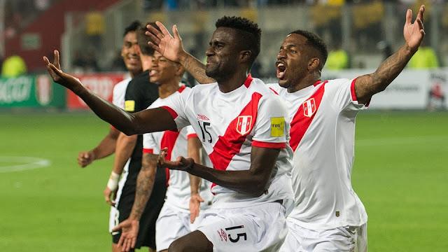 Perú venció 2-0 a Nueva Zelanda en Lima