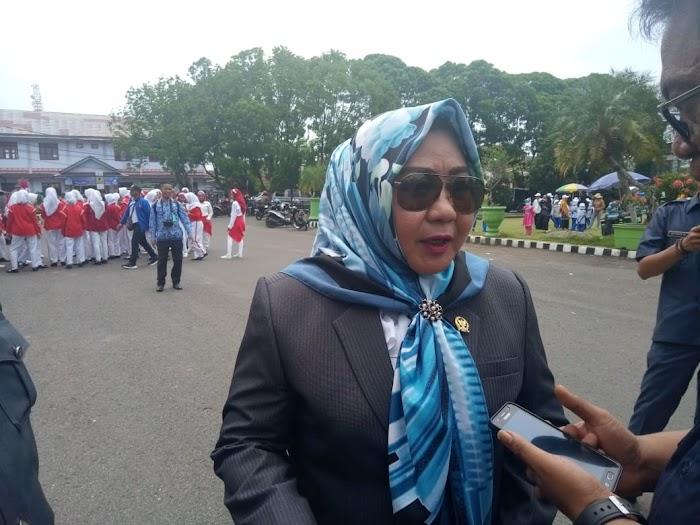 Sandy Juwita : Pihak Legislatif dan Eksekutif harus bersinergi untuk Lampura yang lebih baik.