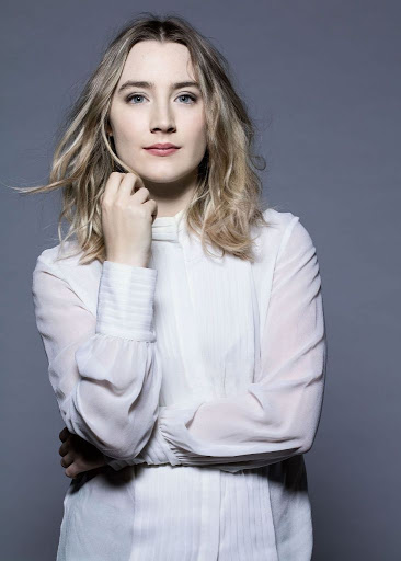 saoirse ronan model photo shoot the wrap magazine