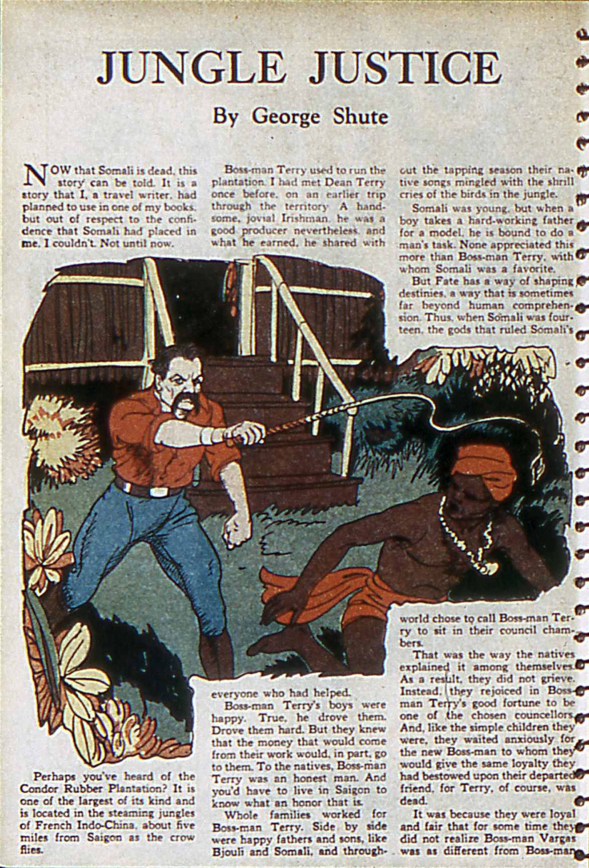 Read online Adventure Comics (1938) comic -  Issue #55 - 47