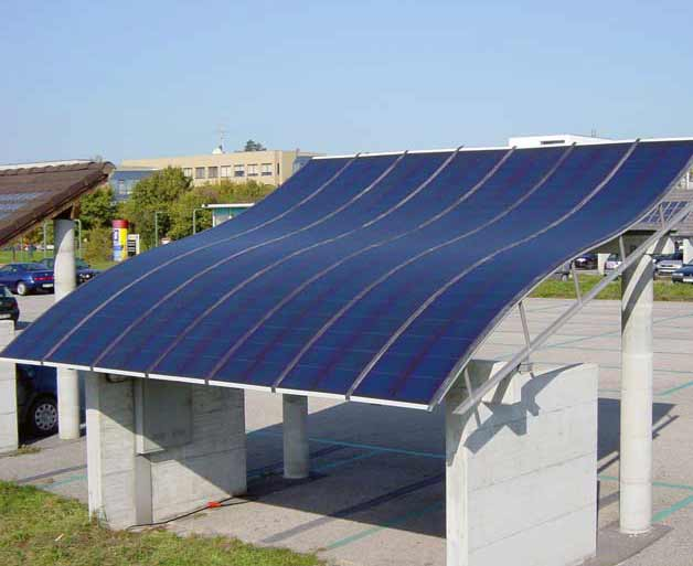 Amorphous solar cells: Because the output of electrical power is low, solar  cells based on amorphous silicon have traditionally only been used for ...