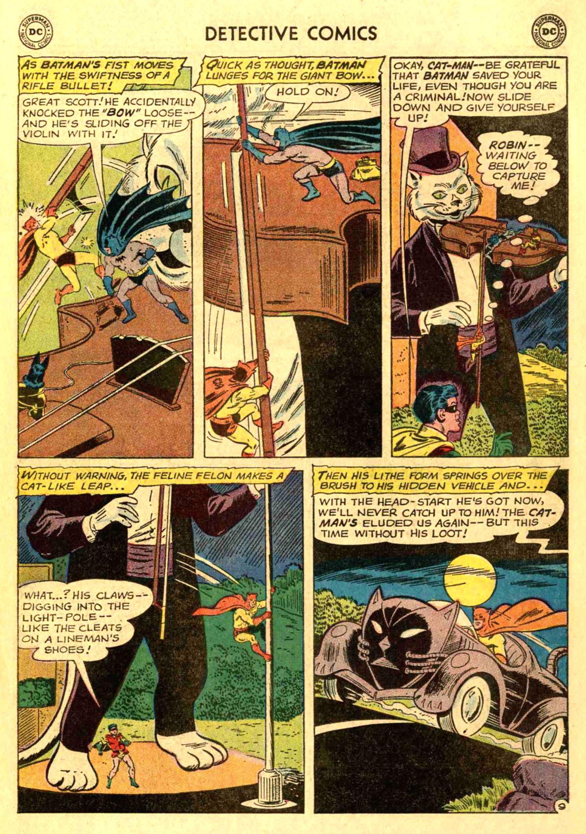 Detective Comics (1937) 311 Page 10