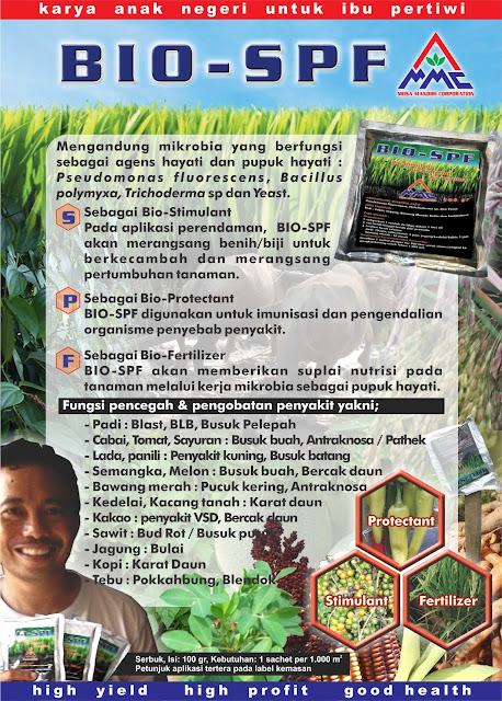 Brosur Mosa Bio SPF - Pemacu Pertumbuhan Tanaman