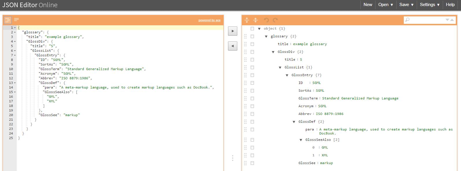 JSON online tools – Devsession | Grzegorz Kotfis | Od