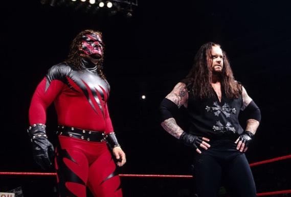 Undertaker Dan Kane Bukan Adik-Beradik