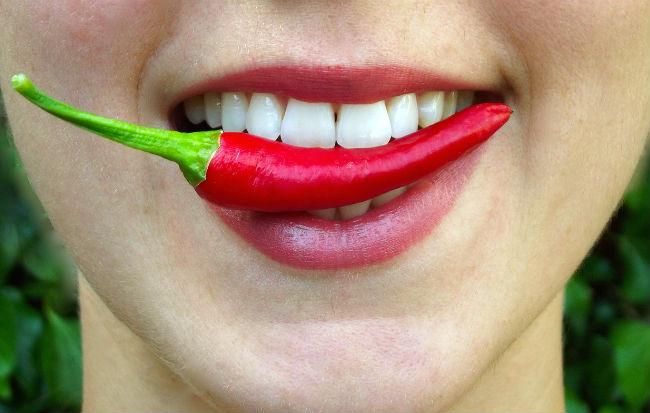 Il peperoncino è uno degli alimenti più antidolorifici