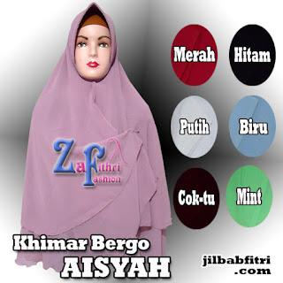 Jual-Murah-Online-Khimar-Model-Bergo-Aisyah-2-Layer