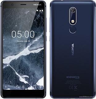 Nokia X5Front