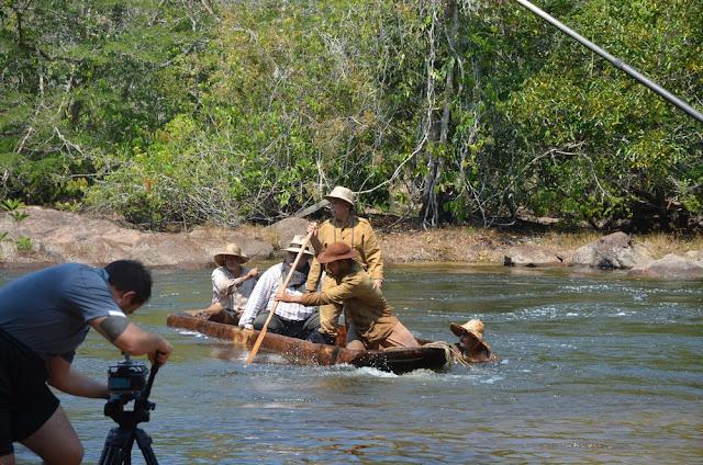 Aventura de Roosevelt e Rondon será contada através de filme com imagens de Rondônia