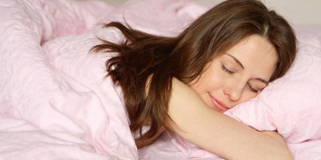 Agar Tidur Lebih Nyenyak, Ini Dia Rahasianya