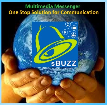 sBuzz - Entreprise Communicator New Features Released