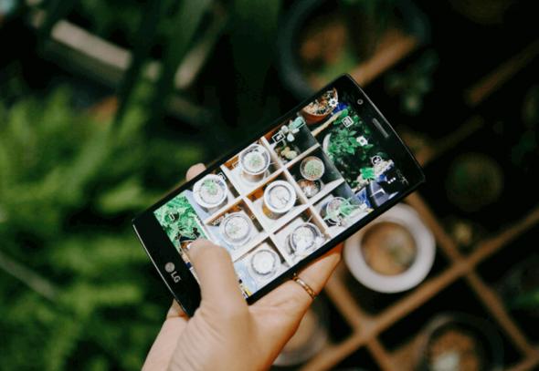 Smartphone terbaik 2016
