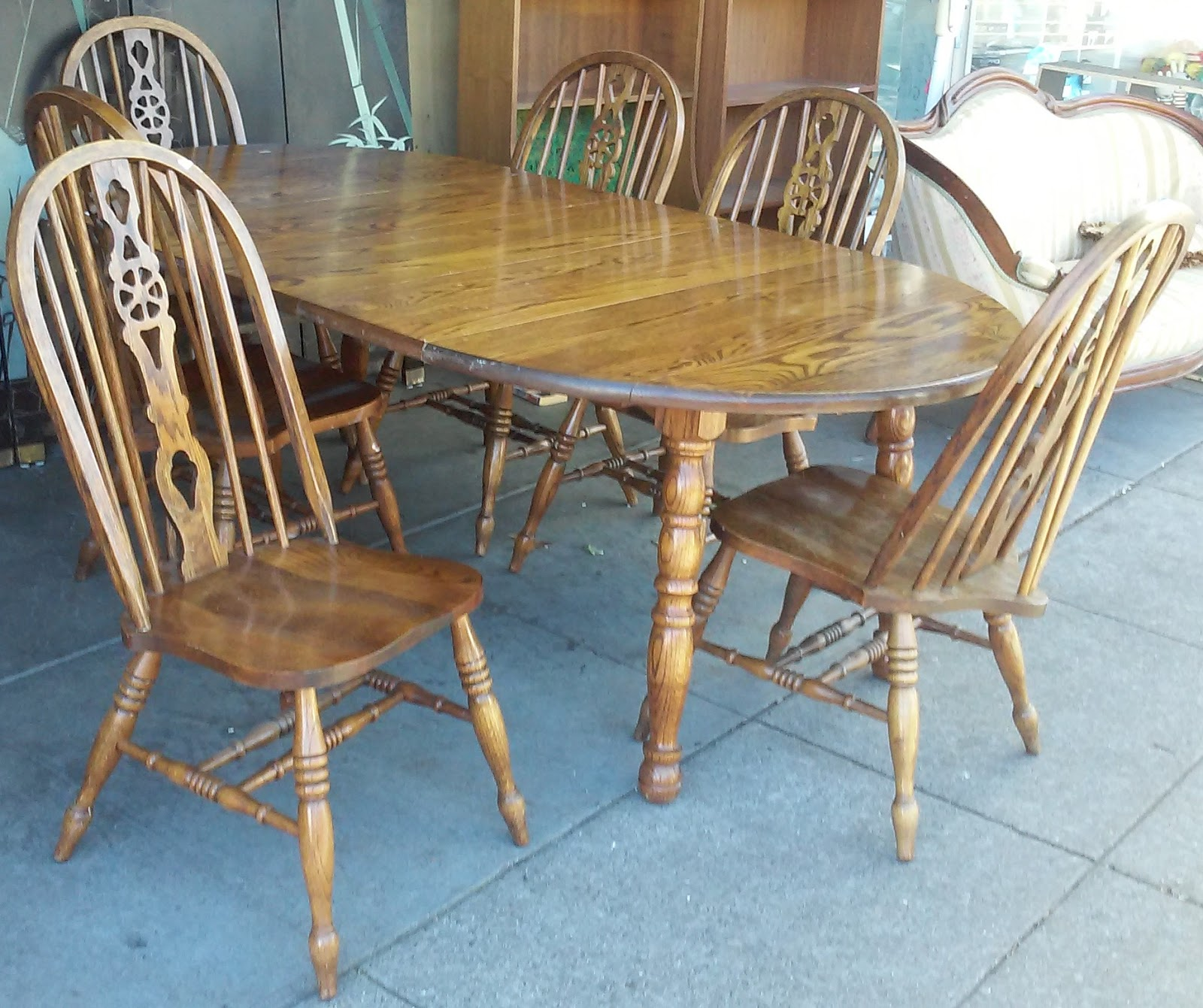 W Furniture: UHURU FURNITURE & COLLECTIBLES: SOLD #11688 H.W. Hull