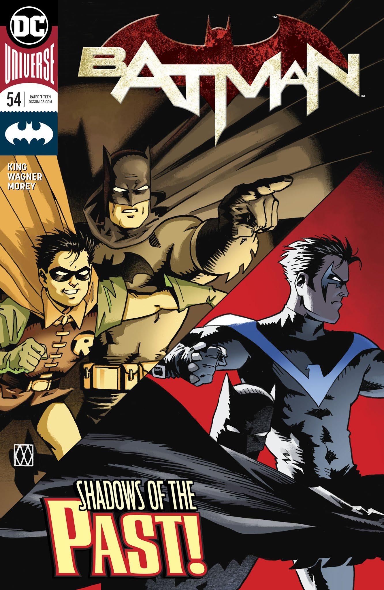 Batman (2016) 54 Page 1