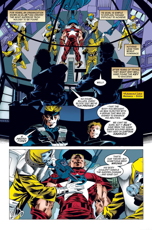 Captain America (1998) Issue #29 #35 - English 20