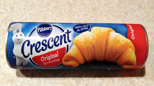 Pillsbury Crescent dinner rolls #ThanksGivingWithPillsbury