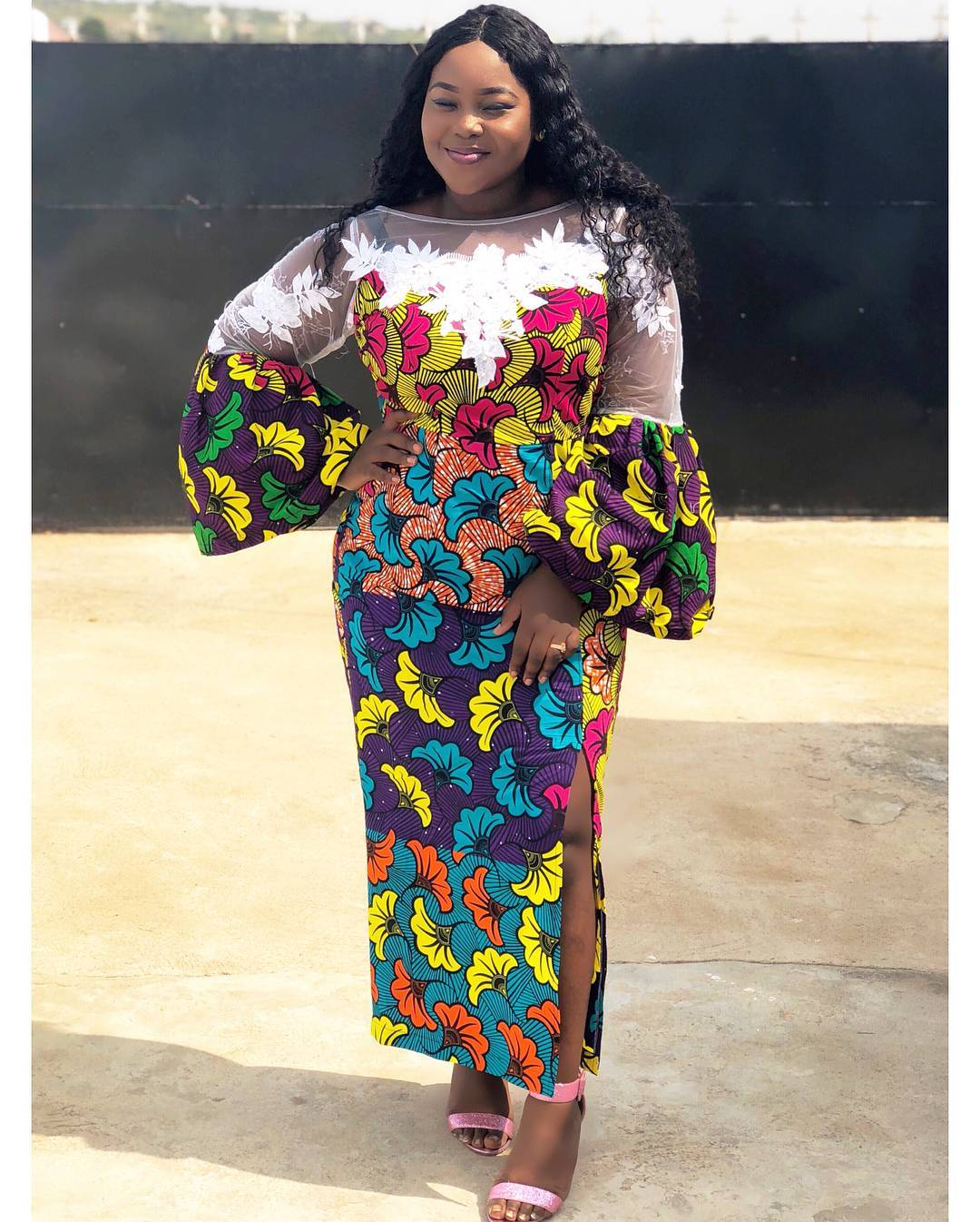 Download Shorter: 40+ Latest New Ankara Short Gown Styles 2018 For Bright