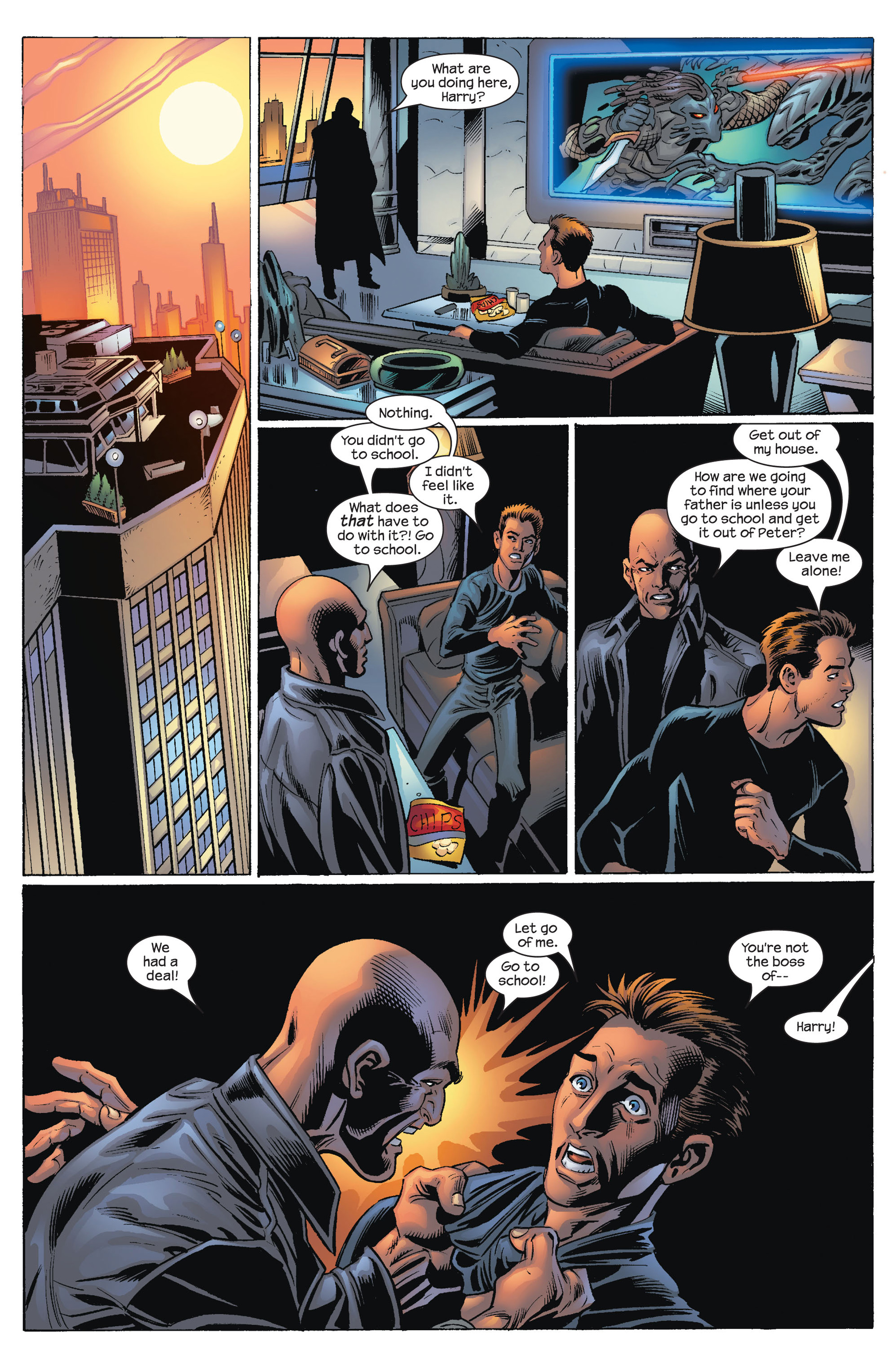 Read online Ultimate Spider-Man (2000) comic -  Issue #75 - 17