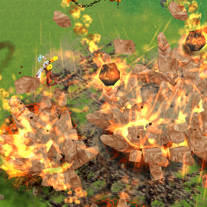 Dream One Piece 4.2 Meteor Volcano