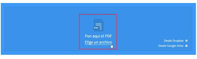 convertir pdf a cualquier formato y viceversa