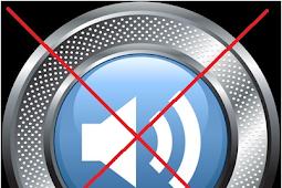 Cara Memperbaiki Masalah Sound Windows 7
