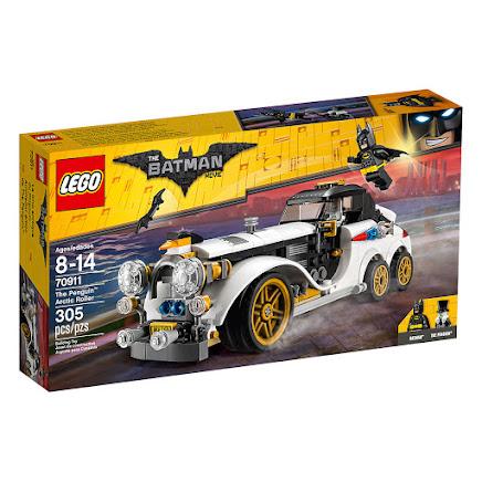 LEGO 70911 - Arktyczny samochód Pingwina™