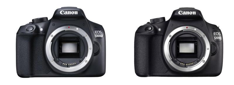 Park Cameras Blog: Canon 1300D vs Canon 1200D Review