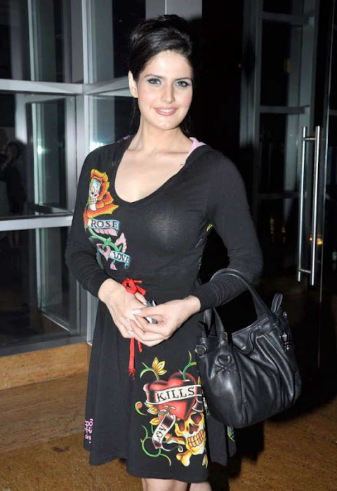 zarine khan - bollywood new actress pics