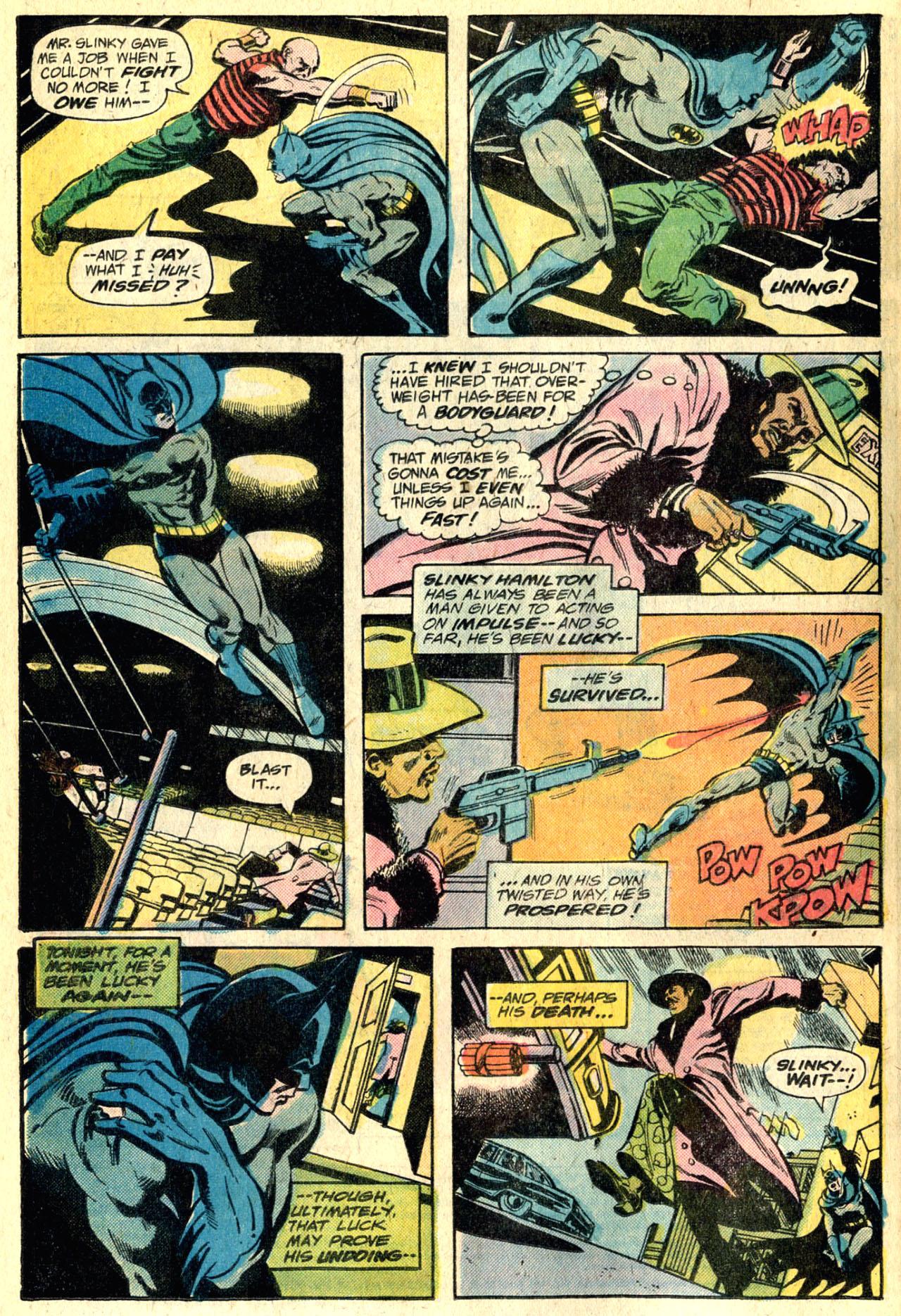 Detective Comics (1937) 463 Page 3