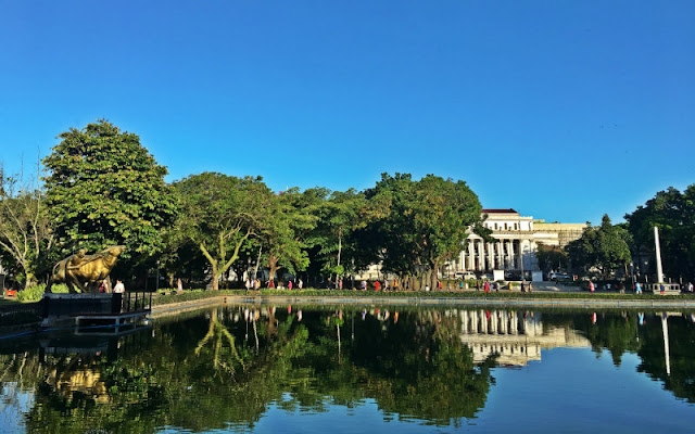 Negros Occidental Provincial Capitol Park - Bacolod City, Negros Occidental