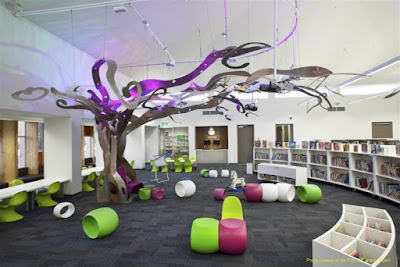 Distinctive Kids Library