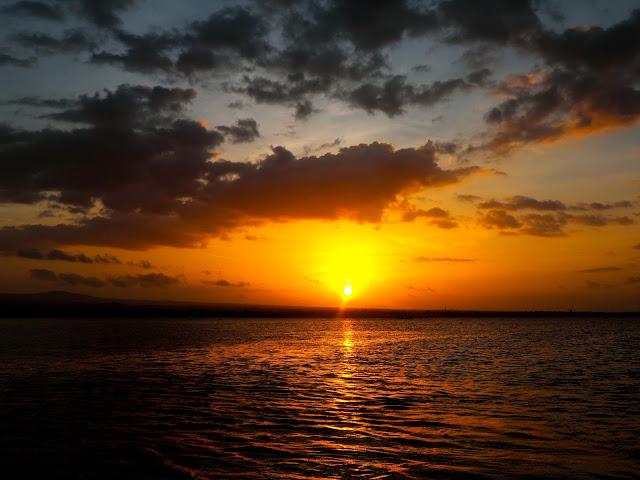 Sunset at Las Isletas, Granada, Nicaragua