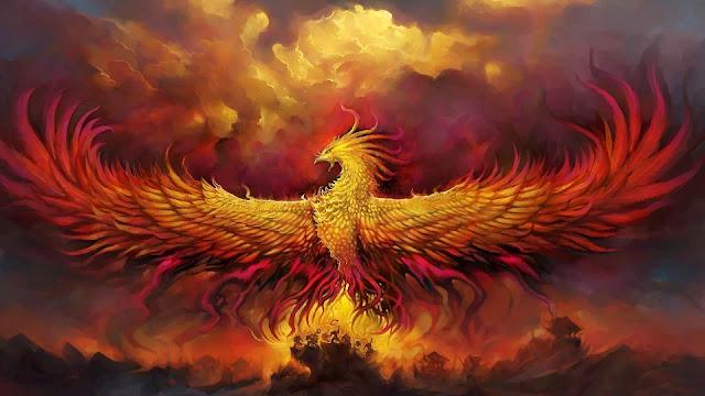Papel de parede grátis de Fantasia : Fênix Phoenix para pc hd 1080p