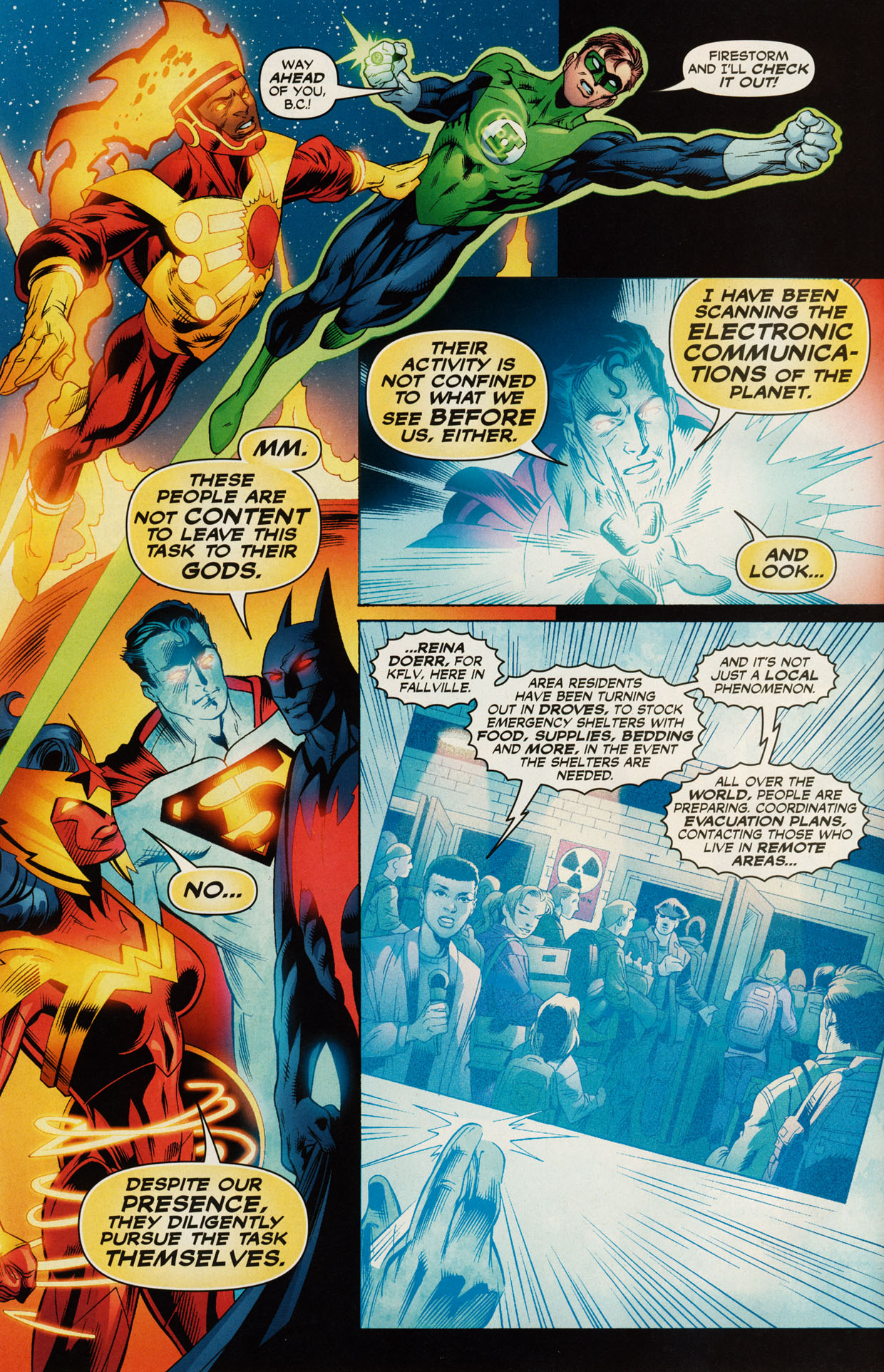 Read online Trinity (2008) comic -  Issue #46 - 5