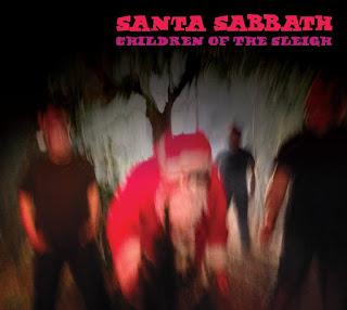 """Το βίντεο των Santa Sabbath """"Children of the Sleigh"""" από τον ομότιτλο δίσκο τους"""