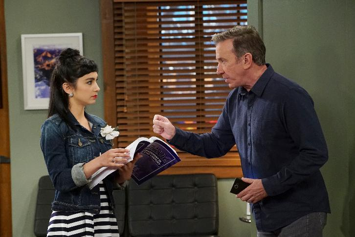 Last Man Standing - Episode 6.22 - Shadowboxing (Season Finale) - Promotional Photos & Press Release