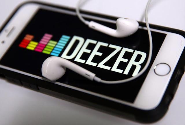 Deezer обзор