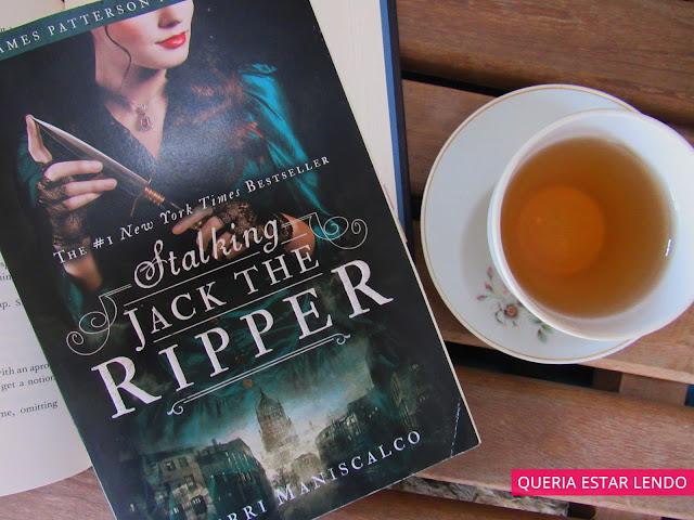 Li até a Página 100 e... - Stalking Jack the Ripper (Jack, o Estripador: Rastros de Sangue)