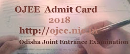 OJEE Hall ticket 2018 | OJEE Hall ticket 2018 Download | OJEE 2018 Hall ticket | OJEE 2018 Hall ticket download | OJEE Hall ticket download 2018