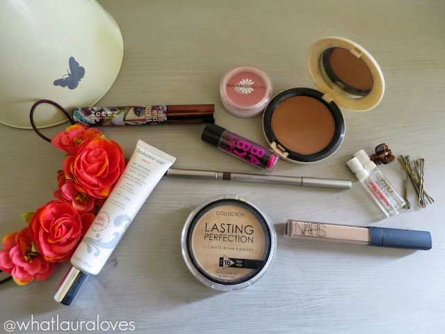 Glamping Beauty Skincare and Makeup Essentials