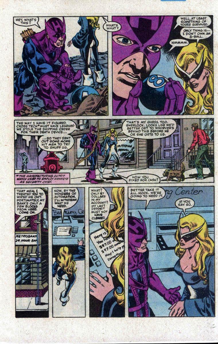 Hawkeye (1983) Issue #3 #3 - English 7