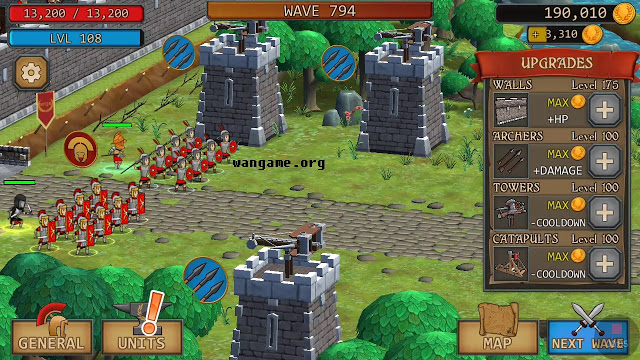 Download Grow Empire: Rome Mod Apk cho Android