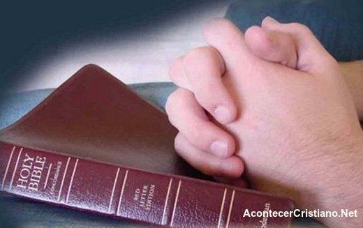 Oración con Biblia por sanidad de enfermedades
