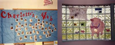 "1991 Summer Reading Program ""Get Caught in Charlotte's Web"""