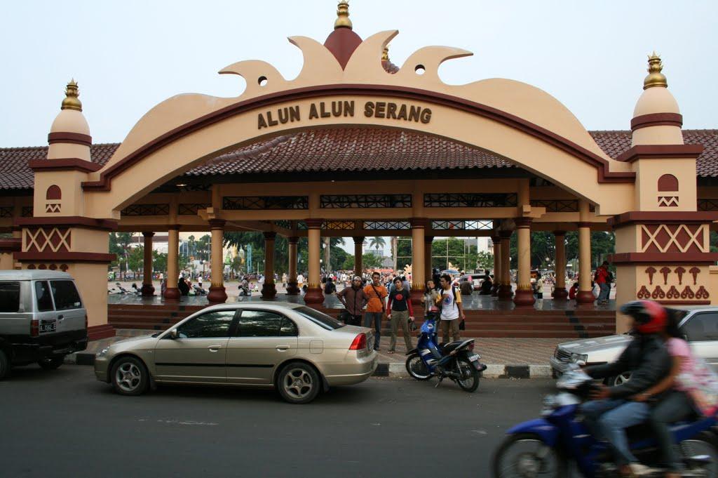 Tempat Wisata Di Serang Banten